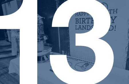 Lands' End 2013