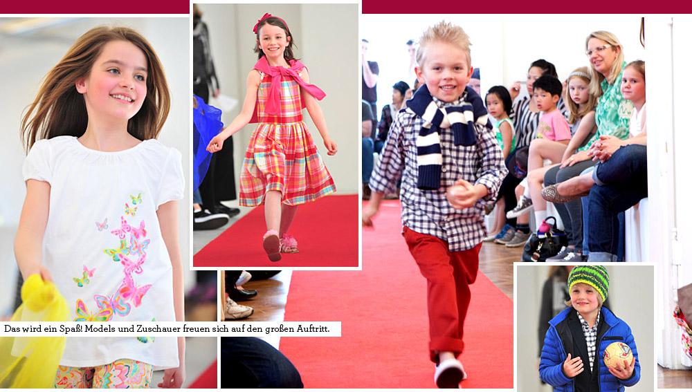 Lands' End - Kids Modenschau 2014 - Der Kinder-Catwalk
