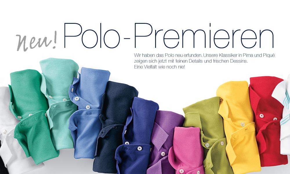 Polo-Premieren