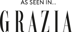 As seen in Grazia