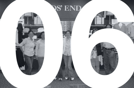 Lands' End 2006