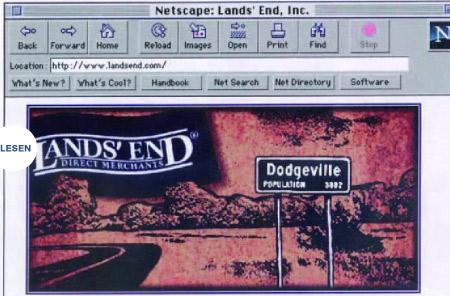 Lands' End 1995