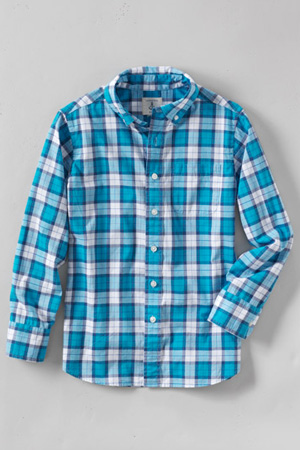 Popelin-Hemd für Baby Jungen